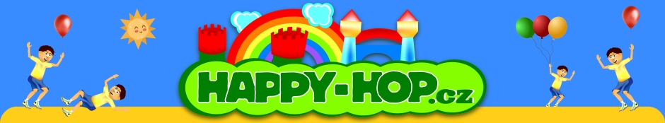 www.Happy-Hop.cz: Bouncy inflatable attractions for your kids :)